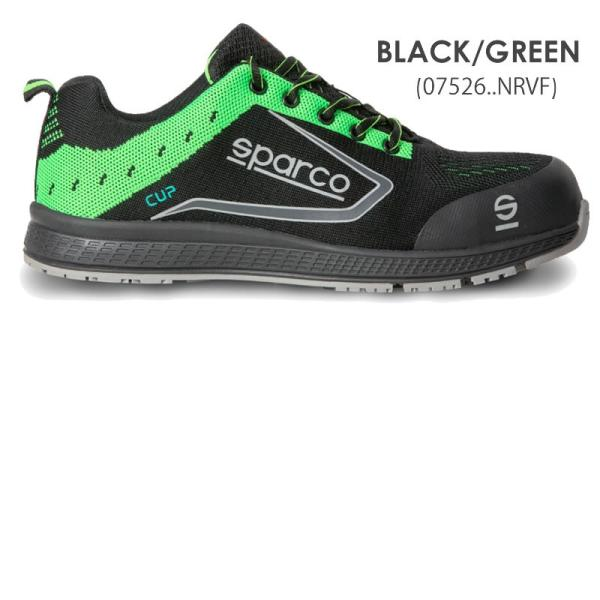 スパルコ 安全靴 CUP セーフティーシューズ Sparco|star5|04