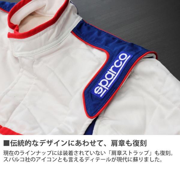 スパルコ レーシングスーツ 4輪用 JESOLO(イエゾロ) LIMTED  FIA2000公認 限定復刻モデル Sparco|star5|05