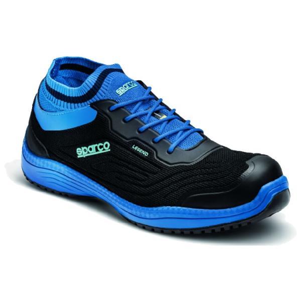 スパルコ 安全靴 LEGEND S1P-ESD セーフティーシューズ Sparco|star5|02