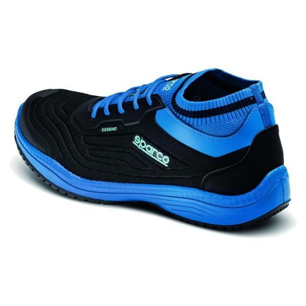 スパルコ 安全靴 LEGEND S1P-ESD セーフティーシューズ Sparco|star5|03