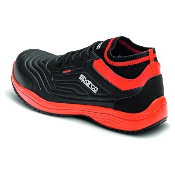 スパルコ 安全靴 LEGEND S3-ESD セーフティーシューズ Sparco|star5|04