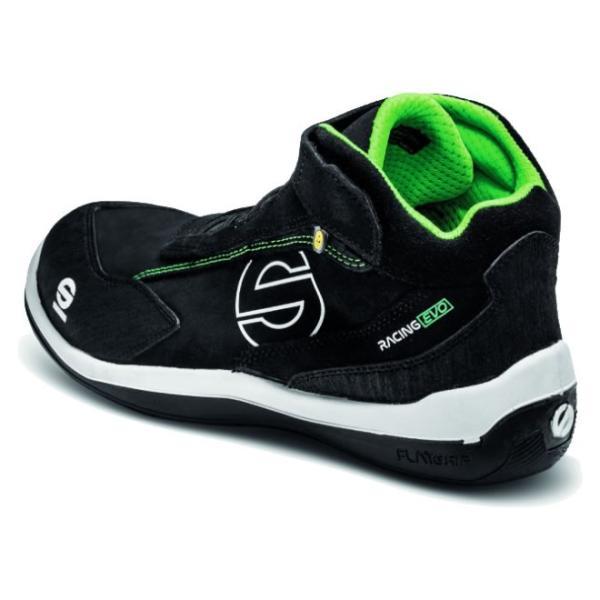 スパルコ セーフティーシューズ(安全靴)RACING EVO S3 Sparco|star5|05