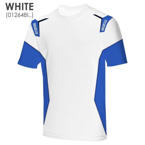 スパルコ 半袖ドライTシャツ SKID (スキッド) Sparco 2020年モデル|star5|02