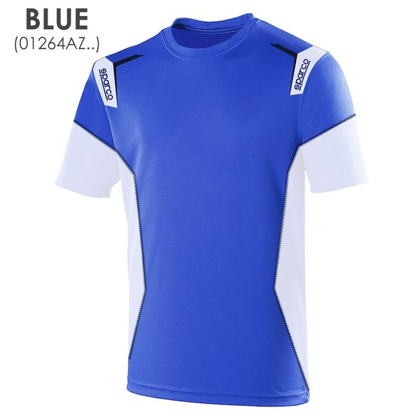 スパルコ 半袖ドライTシャツ SKID (スキッド) Sparco 2020年モデル|star5|03
