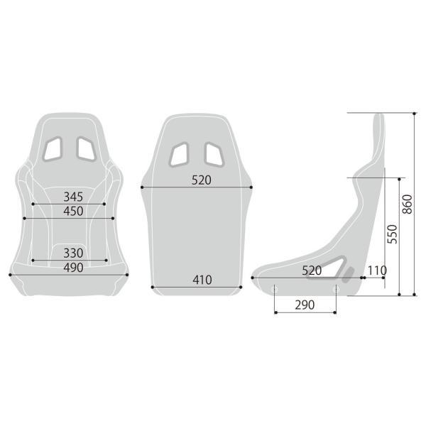 スパルコ フルバケットシート SPRINT SKY(スプリント スカイ)FIA8855-1999公認 Sparco|star5|06