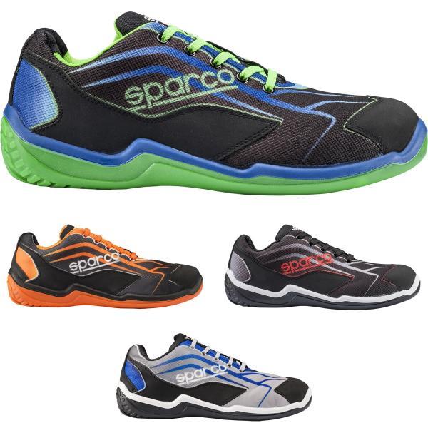 スパルコ セーフティーシューズ(安全靴)TOURING L S1P Sparco|star5