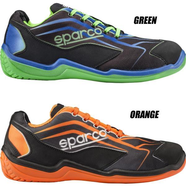 スパルコ セーフティーシューズ(安全靴)TOURING L S1P Sparco|star5|02