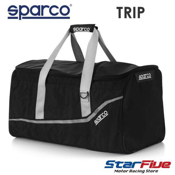 スパルコ ボストンバッグ TRIP (トリップ) Sparco 2020年モデル|star5