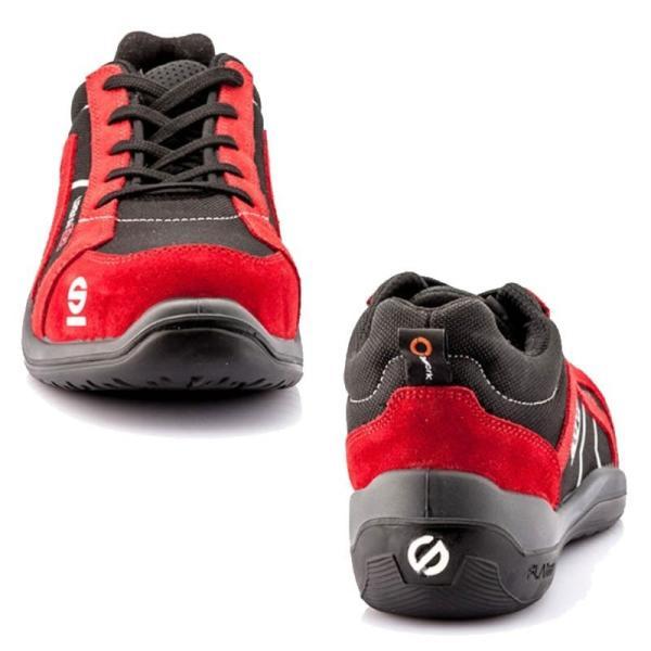 スパルコ 安全靴 URBAN EVO S1P セーフティーシューズ Sparco star5 05