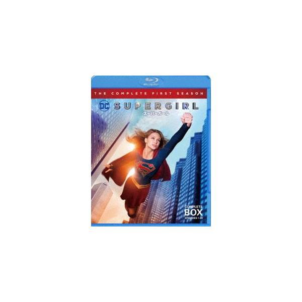 SUPERGIRL/スーパーガール〈ファースト・シーズン〉コンプリート・セット Blu-ray