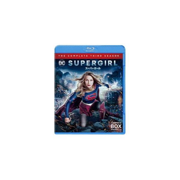 SUPERGIRL/スーパーガール〈サード・シーズン〉コンプリート・セット Blu-ray