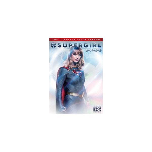 SUPERGIRL/スーパーガール<フィフス・シーズン>DVDコンプリート・ボックス DVD