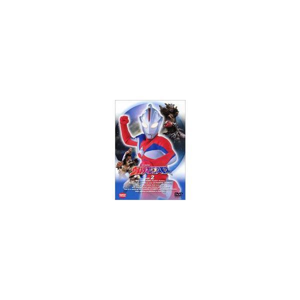 ウルトラマンコスモス2 DVD