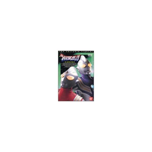 ウルトラマンティガVol.8 DVD