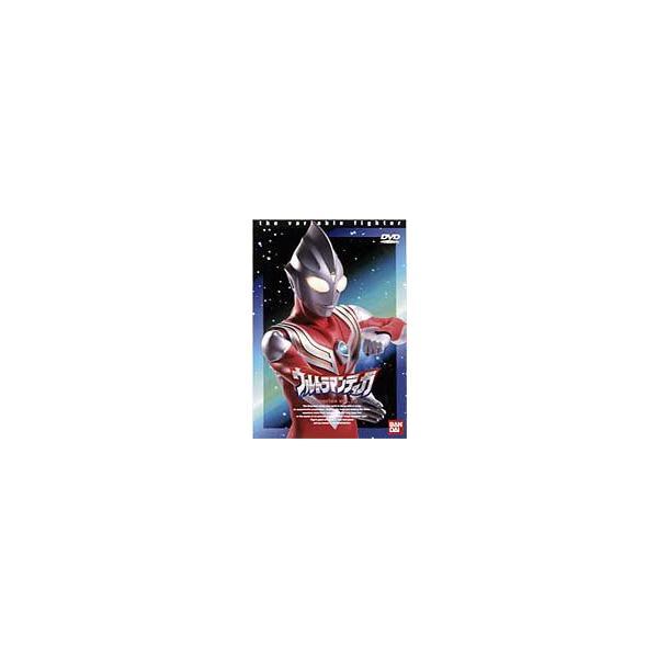 ウルトラマンティガVol.10 DVD