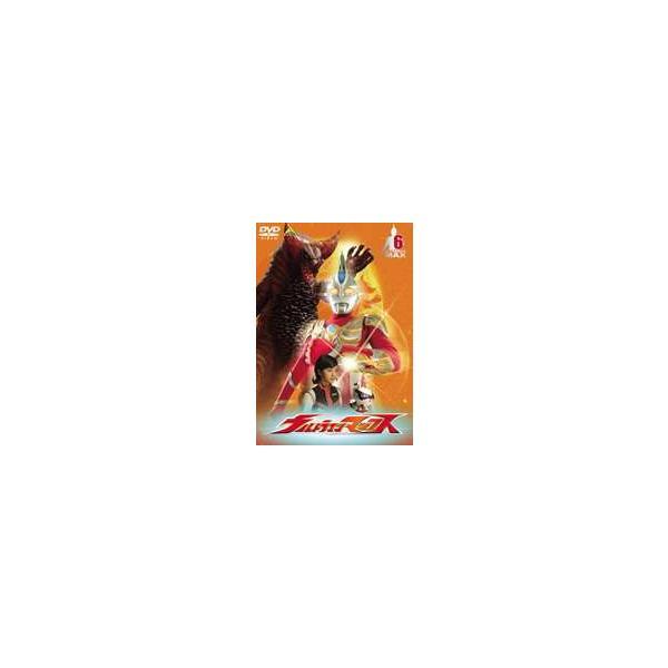 ウルトラマンマックス6 DVD