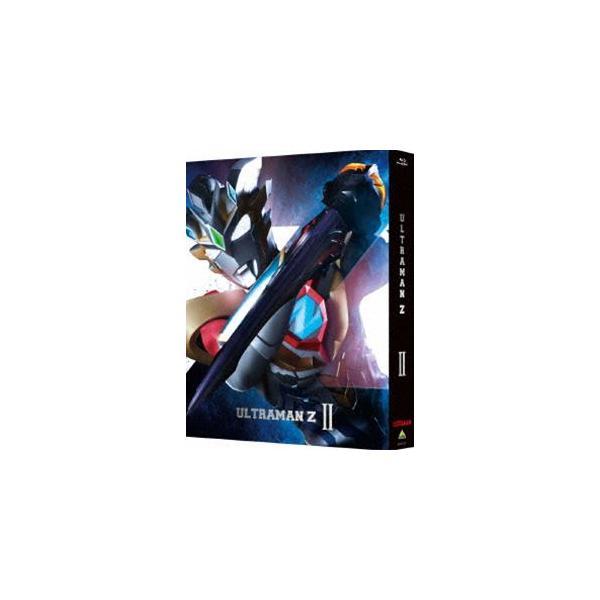 ウルトラマンZBlu-rayBOXII Blu-ray