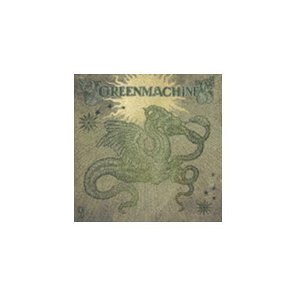 GREENMACHiNE / GREENMACHiNE [CD]