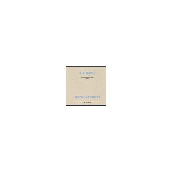 キース・ジャレット / J.S.バッハ: 平均律クラヴィ-ア曲集第1巻 [CD]