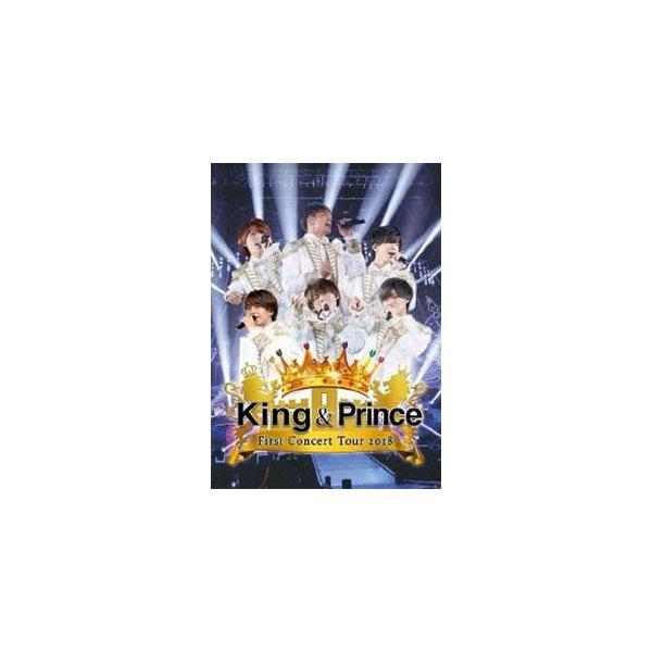King & Prince First Concert Tour 2018(通常盤) [DVD]