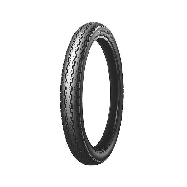 DUNLOP(ダンロップ) 2.50-17 4PR D107 リア WT 242417|starcycletokyo-moto