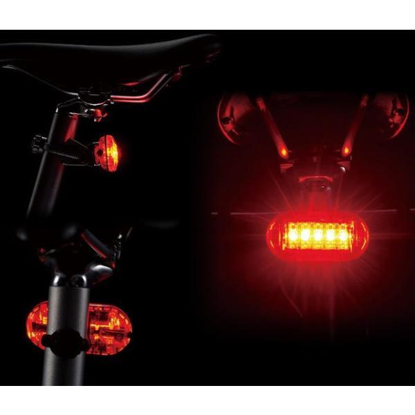 CATEYE(キャットアイ) TL-LD155-R OMNI 5 LEDテールライト|starcycletokyo-pro|03