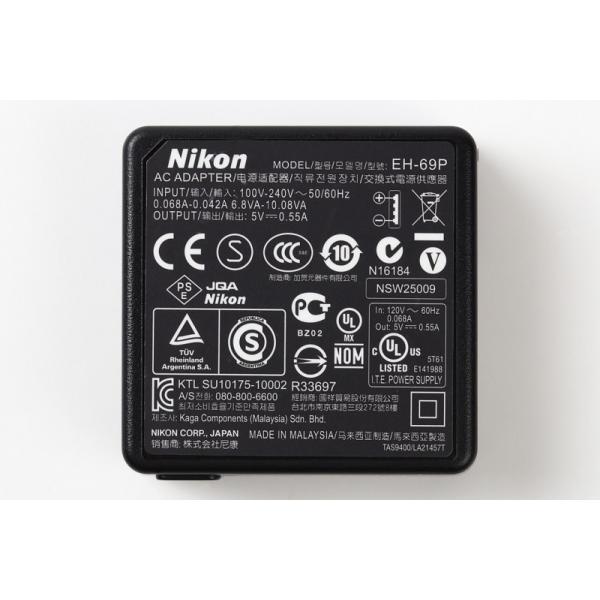Nikon ニコン ACアダプター EH-69P 純正 EH69P