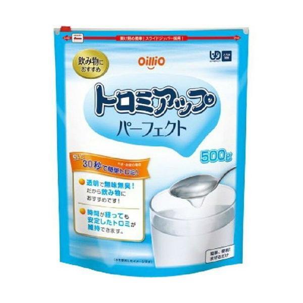 トロミアップパーフェクト 500g / 日清オイリオ トロミアップ