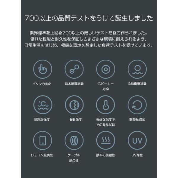 【国内正規品】Xiaomi ハイレゾ音源対応 ノイズキャンセリングイヤホン Type-Cスマホ対応 (ホワイト / ブラック)|starq-online|15