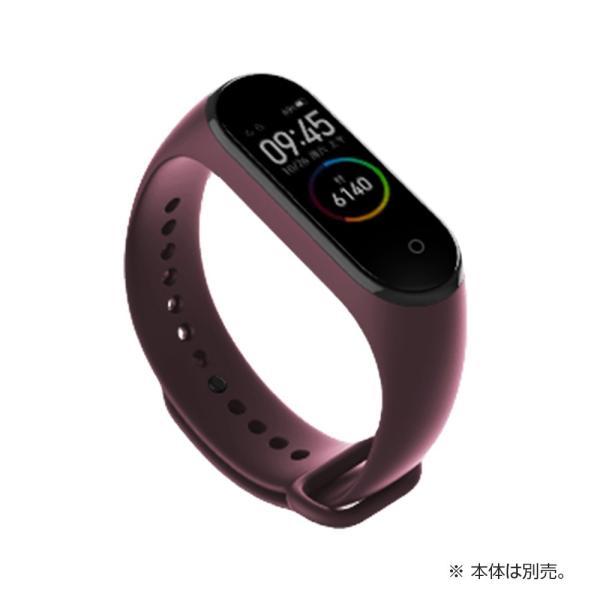 【国内正規品】Mi Band 3 カラーバンド(純正品) | Xiaomi スマートウォッチ 専用 取替え バンド 活動量計 心拍計 歩数計 IP67防水 LINE SMS アプリ 着信 通知|starq-online|02