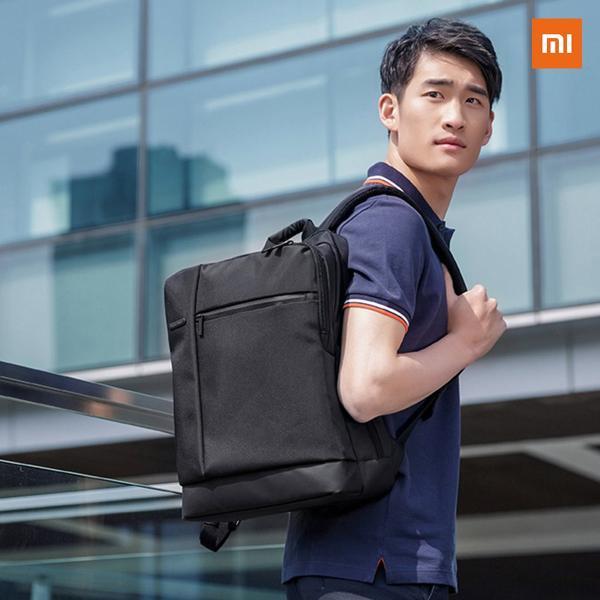 【正規品】Mi Business Backpack (ブラック) |  Xiaomi (小米、シャオミ) ビジネス/旅行 リュックサック |starq-online|08