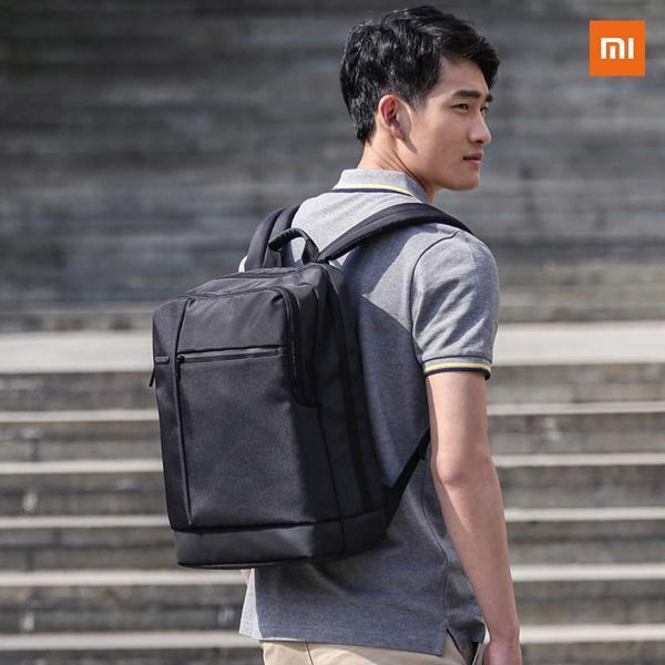 【正規品】Mi Business Backpack (ブラック) |  Xiaomi (小米、シャオミ) ビジネス/旅行 リュックサック |starq-online|09