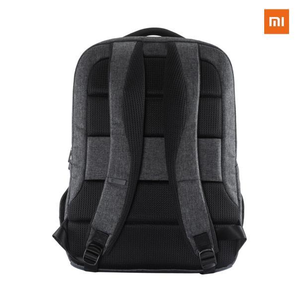 【正規品】Mi Urban Backpack (ダークグレー) | Xiaomi (小米、シャオミ) ビジネス/旅行 リュックサック  26L大容量 15.6インチ ラップトップ ノートブック用|starq-online|03