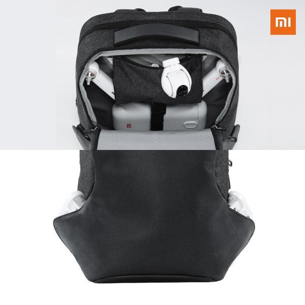 【正規品】Mi Urban Backpack (ダークグレー) | Xiaomi (小米、シャオミ) ビジネス/旅行 リュックサック  26L大容量 15.6インチ ラップトップ ノートブック用|starq-online|07
