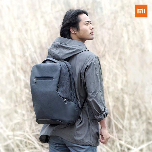 【正規品】Mi Urban Backpack (ダークグレー) | Xiaomi (小米、シャオミ) ビジネス/旅行 リュックサック  26L大容量 15.6インチ ラップトップ ノートブック用|starq-online|08