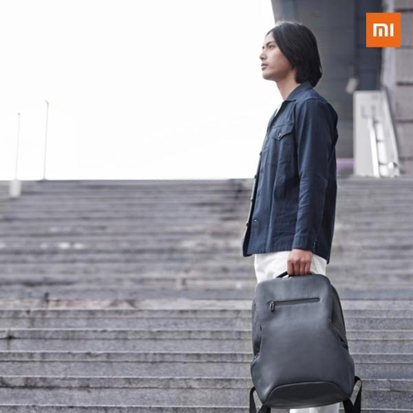【正規品】Mi Urban Backpack (ダークグレー) | Xiaomi (小米、シャオミ) ビジネス/旅行 リュックサック  26L大容量 15.6インチ ラップトップ ノートブック用|starq-online|09