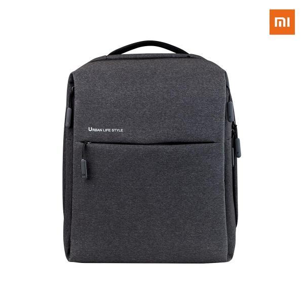 【正規品】Mi City Backpack (ダークグレー / グレー) |  Xiaomi(小米、シャオミ)リュックサック|starq-online|02