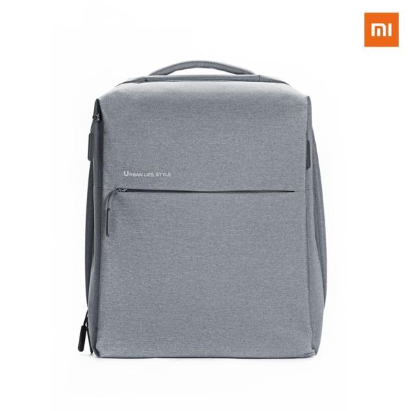 【正規品】Mi City Backpack (ダークグレー / グレー) |  Xiaomi(小米、シャオミ)リュックサック|starq-online|11