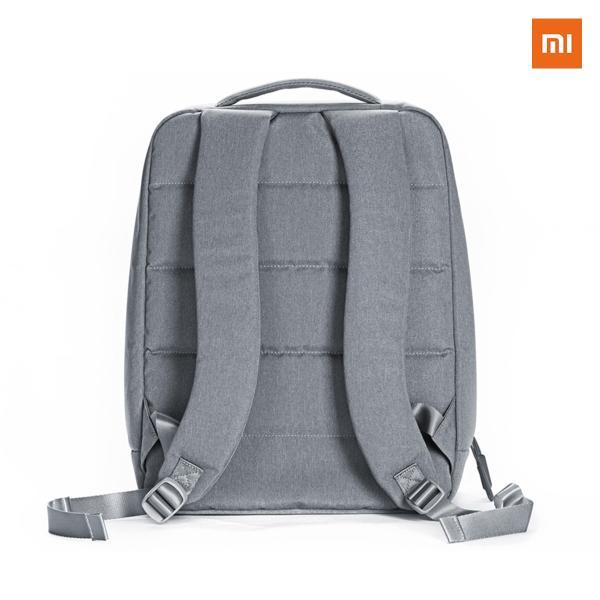 【正規品】Mi City Backpack (ダークグレー / グレー) |  Xiaomi(小米、シャオミ)リュックサック|starq-online|12