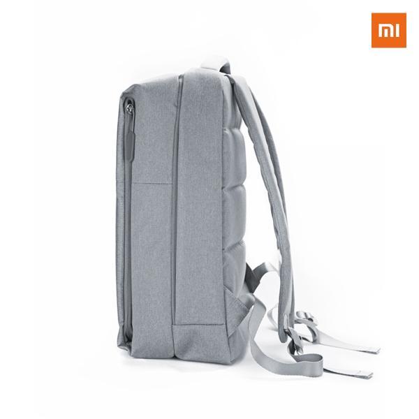 【正規品】Mi City Backpack (ダークグレー / グレー) |  Xiaomi(小米、シャオミ)リュックサック|starq-online|13