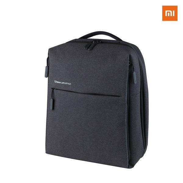 【正規品】Mi City Backpack (ダークグレー / グレー) |  Xiaomi(小米、シャオミ)リュックサック|starq-online|05