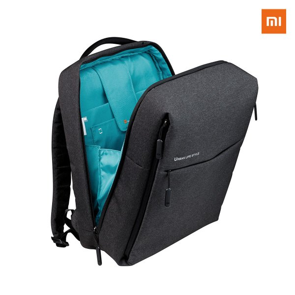【正規品】Mi City Backpack (ダークグレー / グレー) |  Xiaomi(小米、シャオミ)リュックサック|starq-online|06