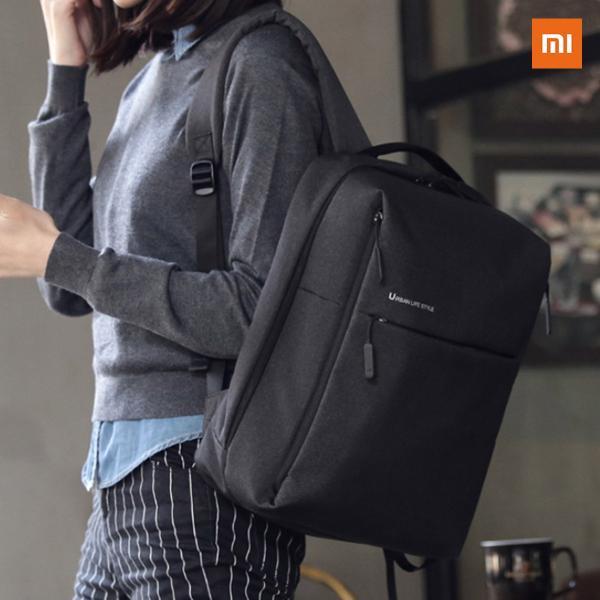 【正規品】Mi City Backpack (ダークグレー / グレー) |  Xiaomi(小米、シャオミ)リュックサック|starq-online|10