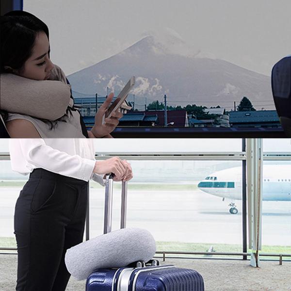 【正規品】Xiaomi(小米、シャオミ)ネックピロー 8H Travel U-Shaped Pillow (ミックスベージュ/ミックスグレー)|starq-online|15