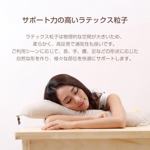 【正規品】Xiaomi(小米、シャオミ)ネックピロー 8H Travel U-Shaped Pillow (ミックスベージュ/ミックスグレー)|starq-online|08
