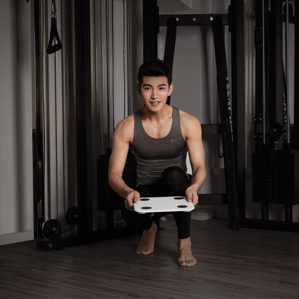 ■予約販売■ スマート 体組成計 Xiaomi スマホ連動 Mi band 4 とデータ同期 Bluetooth 内臓脂肪 健康管理  iPhone&Android対応 国内 正規代理店品 1年保証|starq-online|13