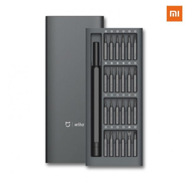 【正規品】Mi ScrewDriver Set | Xiaomi mijia Wiha ドライバーセット  24本組 マグネット吸着収納|starq-online|02