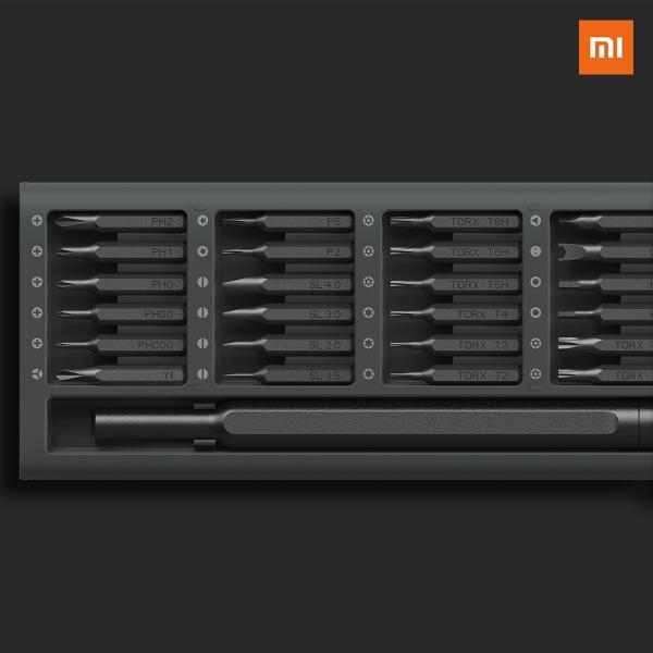 【正規品】Mi ScrewDriver Set | Xiaomi mijia Wiha ドライバーセット  24本組 マグネット吸着収納|starq-online|05