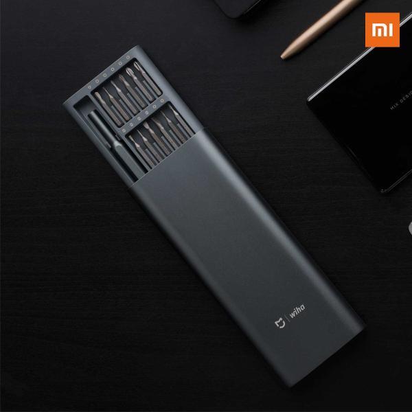 【正規品】Mi ScrewDriver Set | Xiaomi mijia Wiha ドライバーセット  24本組 マグネット吸着収納|starq-online|06