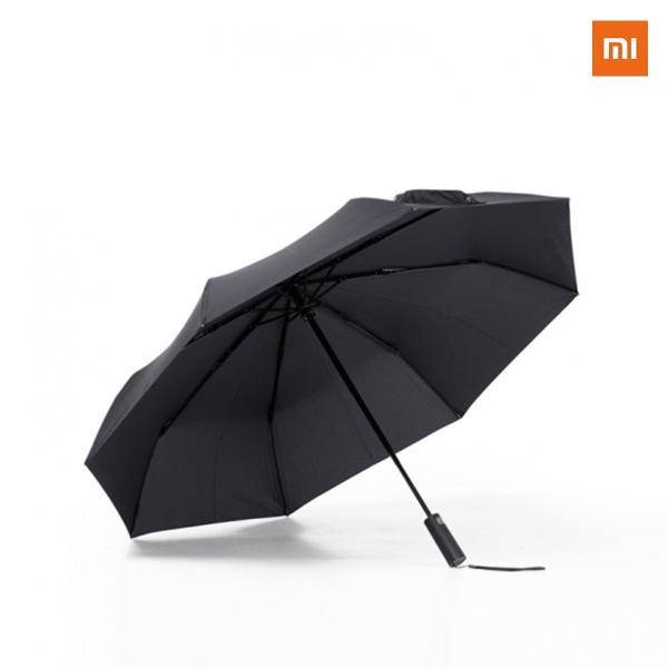 【正規品】Xiaomi(小米、シャオミ) 自動開閉式折り畳み傘 8本骨  210T高強度グラスファイバー 耐風撥水 晴雨兼用 ワンタッチ|starq-online|02